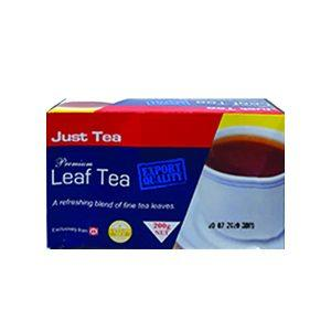 JUST TEA LEAF 200G
