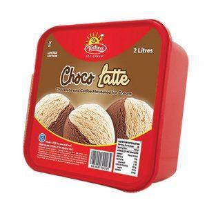 TUCKERS CHOCO LATTE ICE CREAM 2LTR