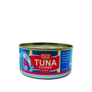 P/OCEAN TUNA FLAKE BLUE 170G