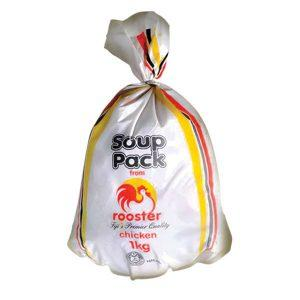 ROOSTER QUICK & EASY SOUP  PACK 1KG