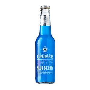 VODKA CRUISER 275ML BLUEBERRY